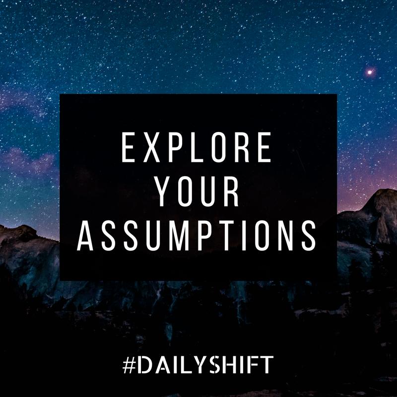 Daily Shift - Assumptions