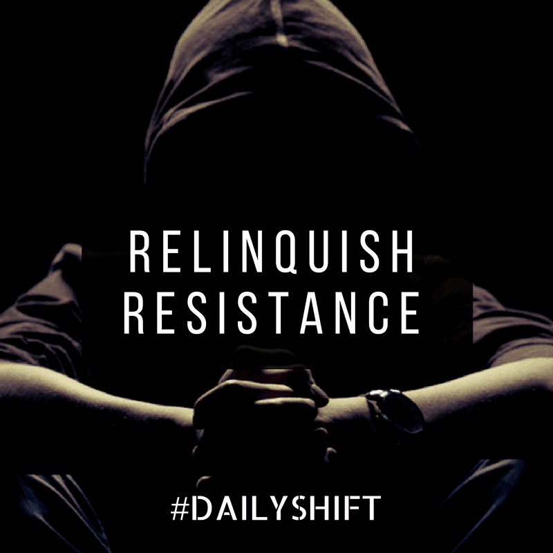 Daily Shift - Resistance