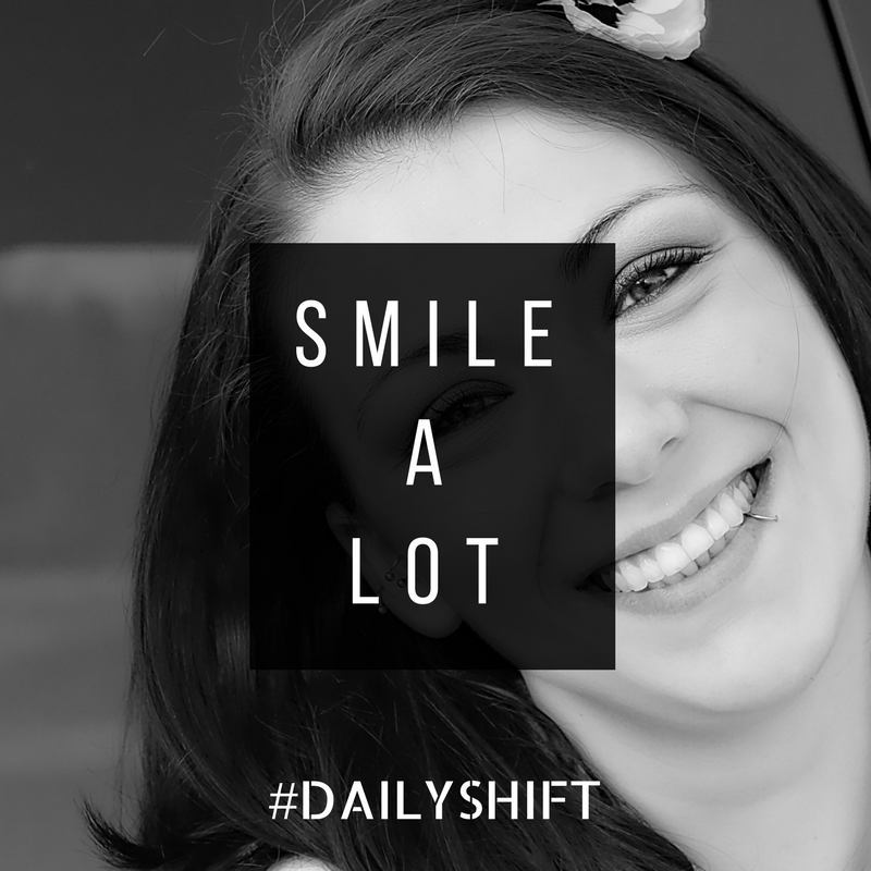 Daily Shift - Smile