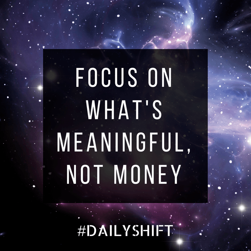 Daily Shift - Meaningful