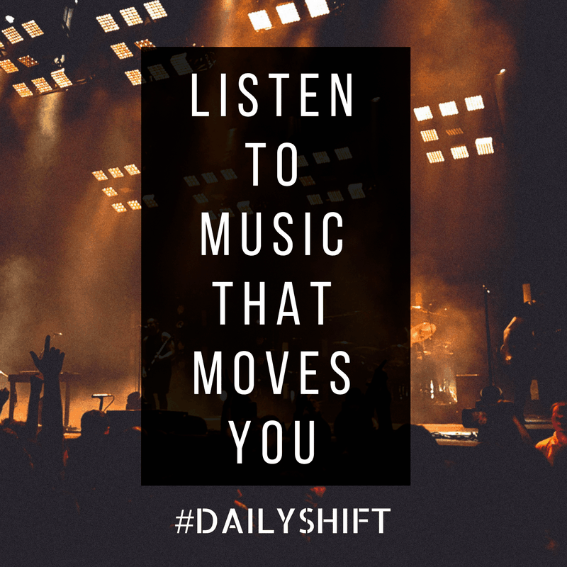 Daily Shift - Music