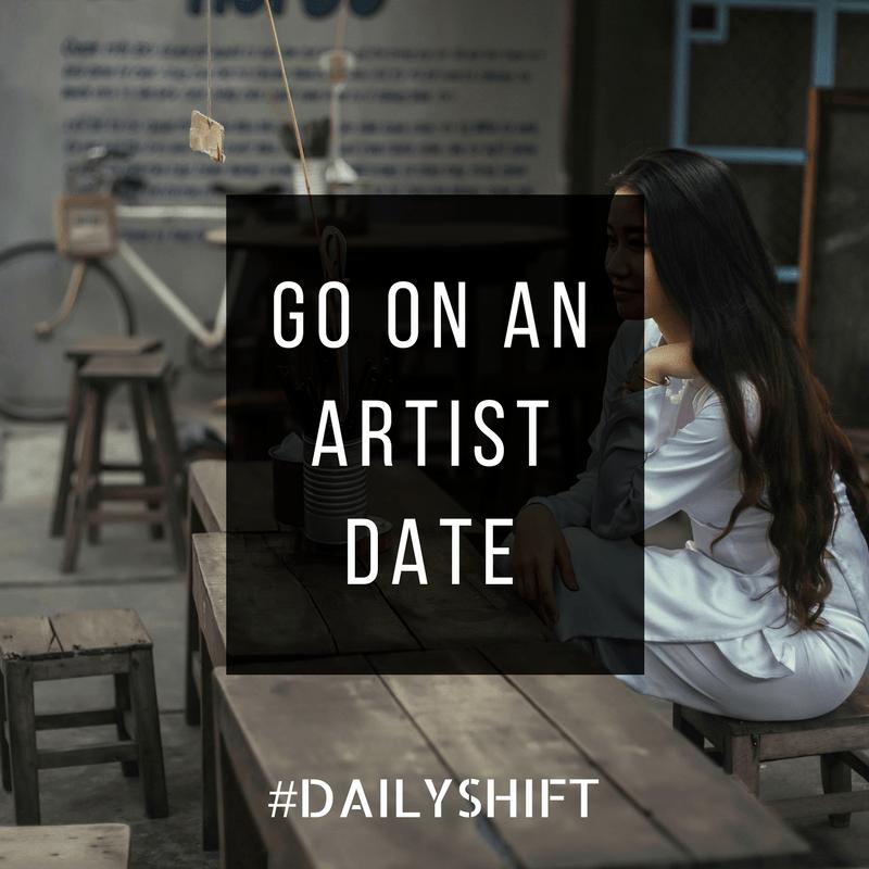Daily Shift - Artist Date