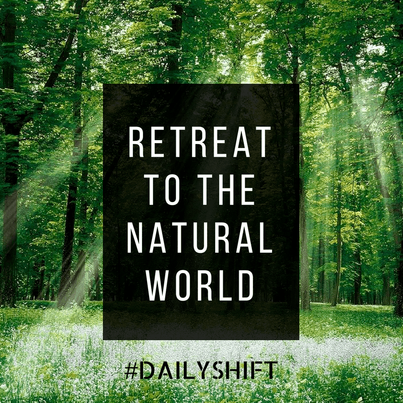 Daily Shift - Natural World