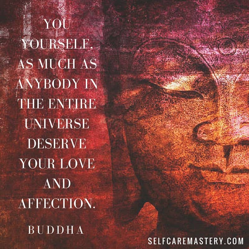 Buddha - Self Love